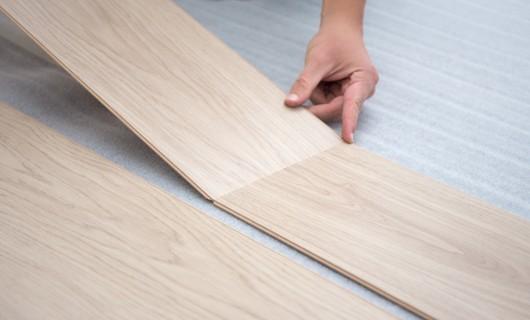 Installing luxury vinyl tile flooring | Bram Flooring
