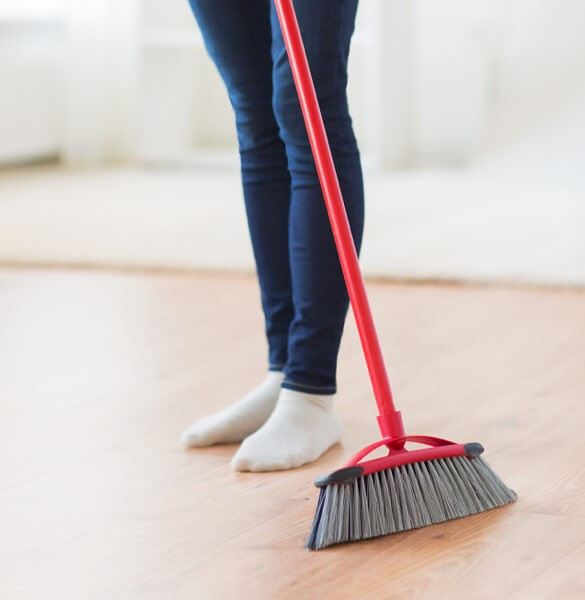 Sweep laminate flooring | Bram Flooring