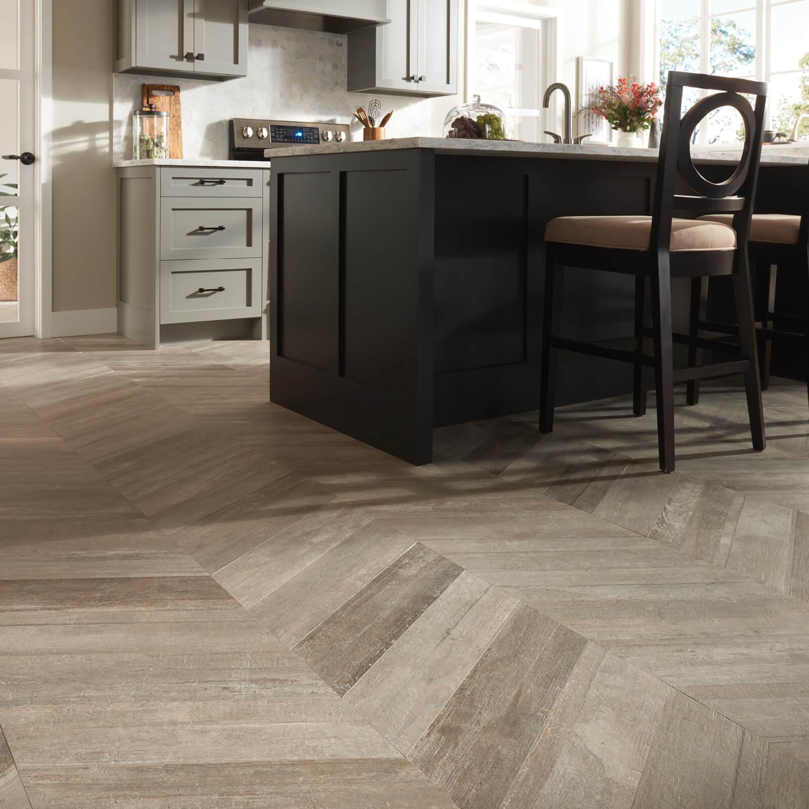 Glee chevron flooring | Bram Flooring