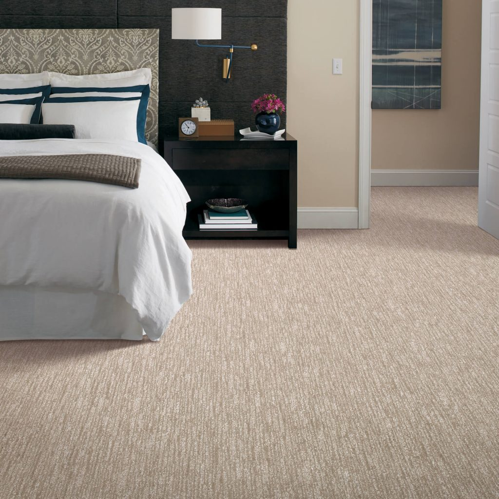 New Carpet in bedroom | Bram Flooring