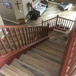 Stairway of flooring | Bram Flooring