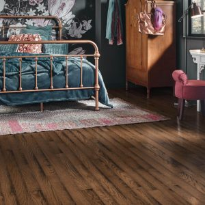 Brown Hardwood Flooring Designs
