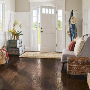 Brawn Hardwood Flooring Designs